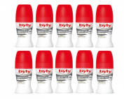 Byly Deo Deodorant Roll-on Sensitive 50ml Pack of 10