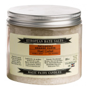 Magic Fairy Candles Patchouli Orange Clove Bath Salt, 590ml
