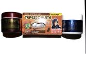 "Set of 2 Tepezcohuite Creams and 1 Bar soap ""El Indio Papago"""
