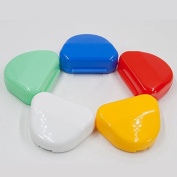 5*PCS Hot Products denture tooth Case Container Denture Storage Box Protective tooth