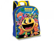 PacMan Pac Man EVA 3D Junior backpack Rucksack School Nursery Travel Childrens Back Pack