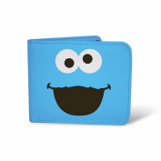 Boxed Bi-Folding Wallet -Sesame Street