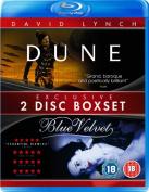 Dune/Blue Velvet [Region B] [Blu-ray]