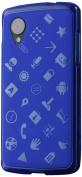 Cruzerlite Experience Case for LG Nexus 5- Blue