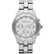 Marc Jacobs Women's MBM3100 Blade SS Chronograph Bracelet Watch