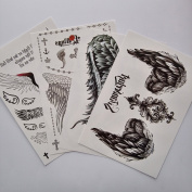 buy temporary tattoo paper Make temporary tattoos with our temporary tattoo paper fun for kids, sporting events, or other promotional purposes to show off designs as they are applied onto skin.