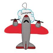 Aeroplane Foam Craft Kit ~ Makes 12 ~ Approx. 39cm ~ Foam Stickers ~ New