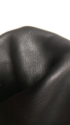 Black B grade quality aniline Cowhide Hide Skin 10-1.2sqm Genuine Leather Aniline Naked Natural Tumbled 2.5-90ml