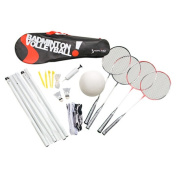 Badminton/Volleyball Combo Game Set