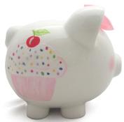 Child to Cherish Sprinkle Cupcake Bank