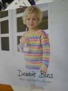 Debbie Bliss Baby Cashmerino Tonals Knitting Pattern Book