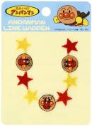 Inagaki clothing Anpanman line emblem Anpanman iron bonding ANR001