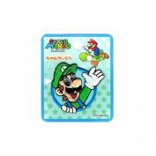 Inagaki clothing Super Mario seal emblem Luigi seal and ironing amphibious MRS008
