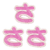 Minoda Hiragana of Pink (3 pieces set) AM0123