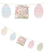 Bethany Lowe Vintage Style Easter Sweet Bunnies Garland