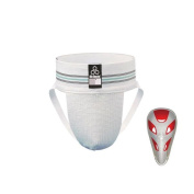 McDavid Classic 325Cf Athletic Supporter with Flexcup White Small