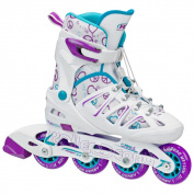 Stinger 5.2 Girl's Adjustable Inline Skates