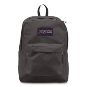 JanSport SuperBreak School Backpack - Forge Grey