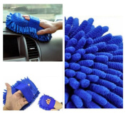 Ultrafine Fibre Chenille Sponge Anthozoan Car Wash Sponge Wash Supplies