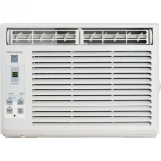 Frigidaire 5,000 BTU 115V Window-Mounted Mini-Compact Air Conditioner with Full-Function Remote Control