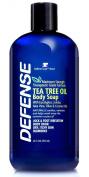Defence Soap Antifungal Body Wash Shower Gel 350ml Natural Antibacterial Tea Tree Oil
