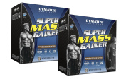 Dymatize Nutrition Mass Gainer Chocolate Cake Batter 5.4kg [2 pack]