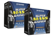 Dymatize Nutrition Mass Gainer Rich Chocolate 5.4kg [2 pack]