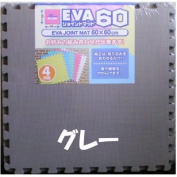 EVA joint mat 4P grey