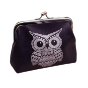 Wallet,toraway Vintage Women Small Coin Pockets Wallet Hasp Owl Purse Clutch Bags Handbags