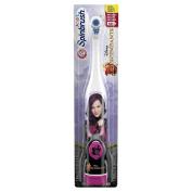Disney Descendants Battery Powered Kids Spinbrush Toothbrush ~ Mal