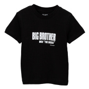 Silly Souls Boy's 'Big Brother AKA The Boss' T-shirt