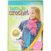 Learn To Crochet Kit-Scarf