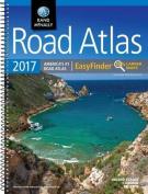 2017 Road Atlas Midsize Easy Finder - Spiral