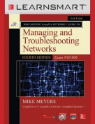 Learnsmart Standalone Access Card for Mike Meyers Comptia Network+ Guide to Managing and Troubleshooting Networks
