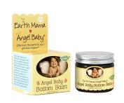 Earth Mama Angel Baby Angel Baby Bottom Balm, 60ml Jars