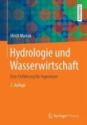 Hydrologie Und Wasserwirtschaft [GER]