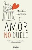 El Amor No Duele [Spanish]
