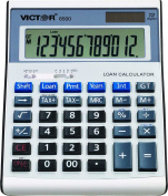 Victor Technology 6500 Financial Calculator