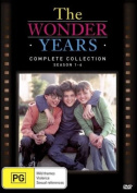WONDER YEARS, THE COMPLETE COLLECTION [DVD_Movies] [Region 4]