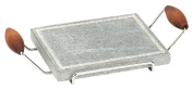 Pepper Style by Bisetti Rectangular Cooking Stone