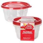 Betty Crocker Easy Seal 2 Cup Storage Container
