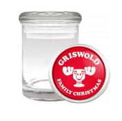 Griswold Christmas Vacation Medical Odourless Glass Jar