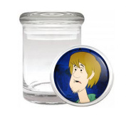 Shaggy Scooby Doo Medical Odourless Glass Jar