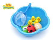 Little Treasures Pond Animals bath toys for babies of age 19+ months toddlers