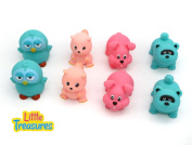 Little Treasures Forest Animals - bath toys for babies of age 19+ months toddlers