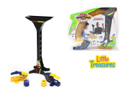 Super Launcher - rapid fire launching game of 4-in-a-row action contest for kids aiming and shooting skills