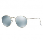 Ray Ban Mens RB3447 019/30 Round Sunglasses