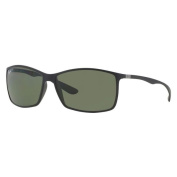 Ray-Ban Tech Unisex Liteforce Matte Black Polarised Sunglasses