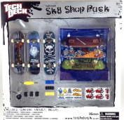 Tech Deck World Industries SK8 Shop Pack MAD