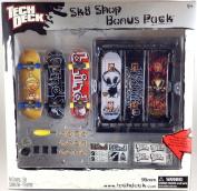Tech Deck Blind SK8 Shop Bonus Pack Gold Bling Reaper